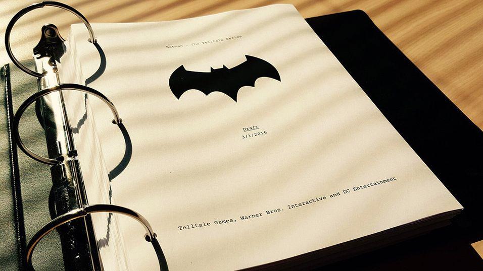 Telltales Batman-spill lages med oppgradert spillmotor