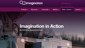 Imagination Technologies lager grafikkløsningen til Apples A-brikker, og opplevde oppsving i aksjekursen etter nyheten.