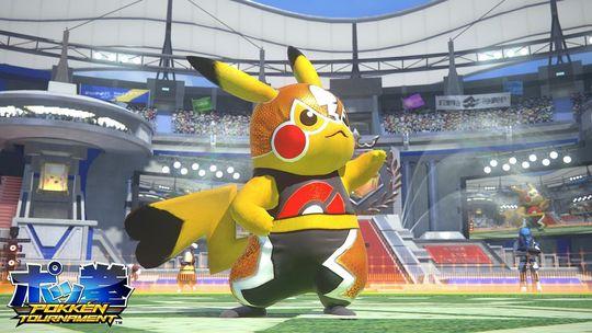 Pikachu i Lucha Libre-kostyme vender tilbake fra Pokémon X og Y.