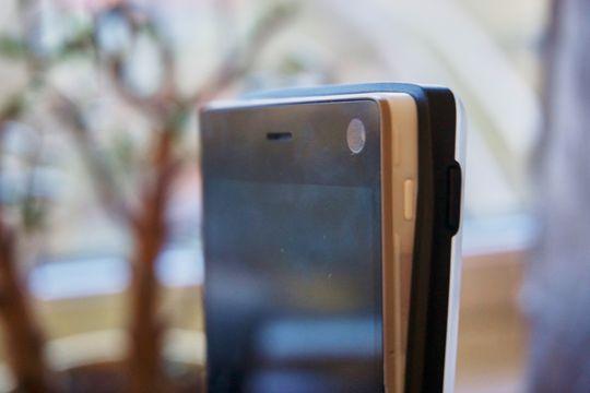 Å kjøpe et ekstra deksel til Fairphone 2 ville vært helt unødvendig. Beskyttelsen fra fabrikk er mer enn god nok.