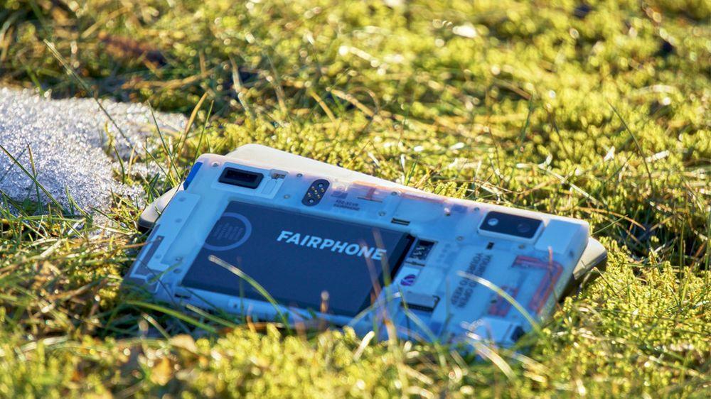 Fairphone 2 skal være både grønn og rettferdig – men er den en bra telefon?