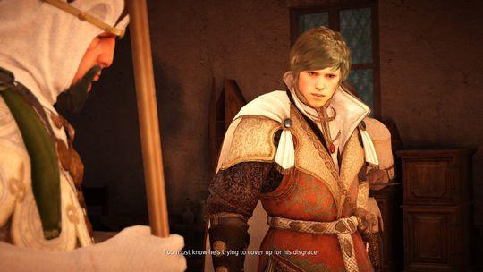 Spillets filmatiske deler er ikke mye å skryte av selv om de er pene å se på.