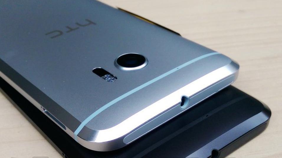 HTC 10 kommer visstnok i en sort utgave, som man kan se på dette nylig lekkede bildet.