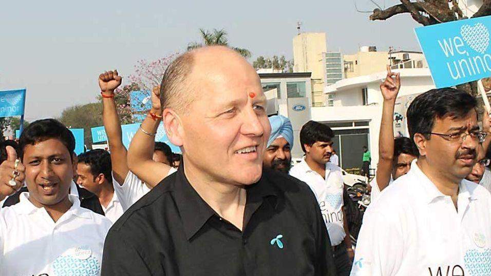700.000 nye kunder i India