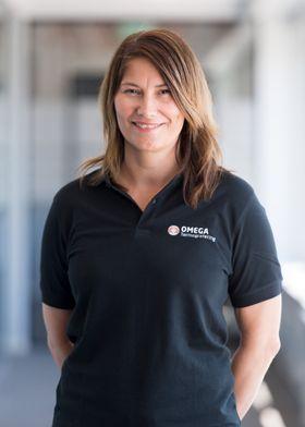 HR-ansvarlig Mona Jentoftsen.