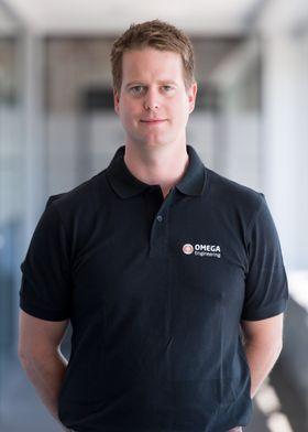 Daglig leder i Omega Engineering og Omega Holtan, Ragnar Holtan.