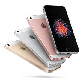 iPhone SE har 4-tommers skjerm, og er den minste iPhonen i Apples portefølje.
