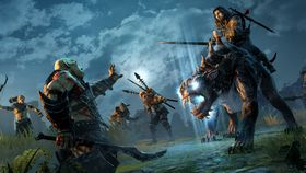 Middle-earth: Shadow of Mordor.