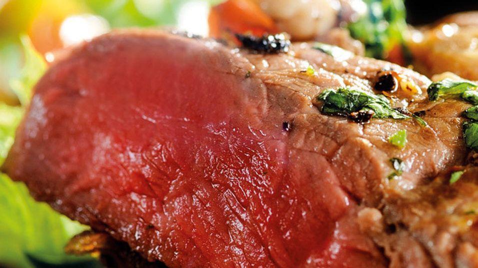 Bli en mester med kjøtt