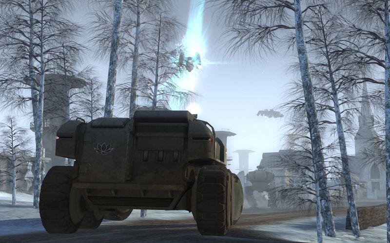 Battlefield 2142 (Ранговые сервера) v1.51 (RUS / ENG) RePack (2007) торрент