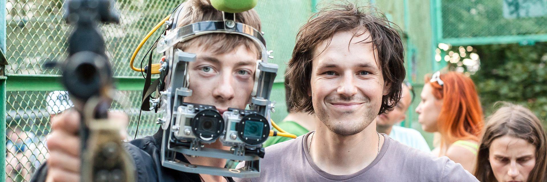 En god idé, et (eller flere) actionkamera, noen gode venner og litt kreativitet er alt du trenger for å lage en kul film i førsteperson.