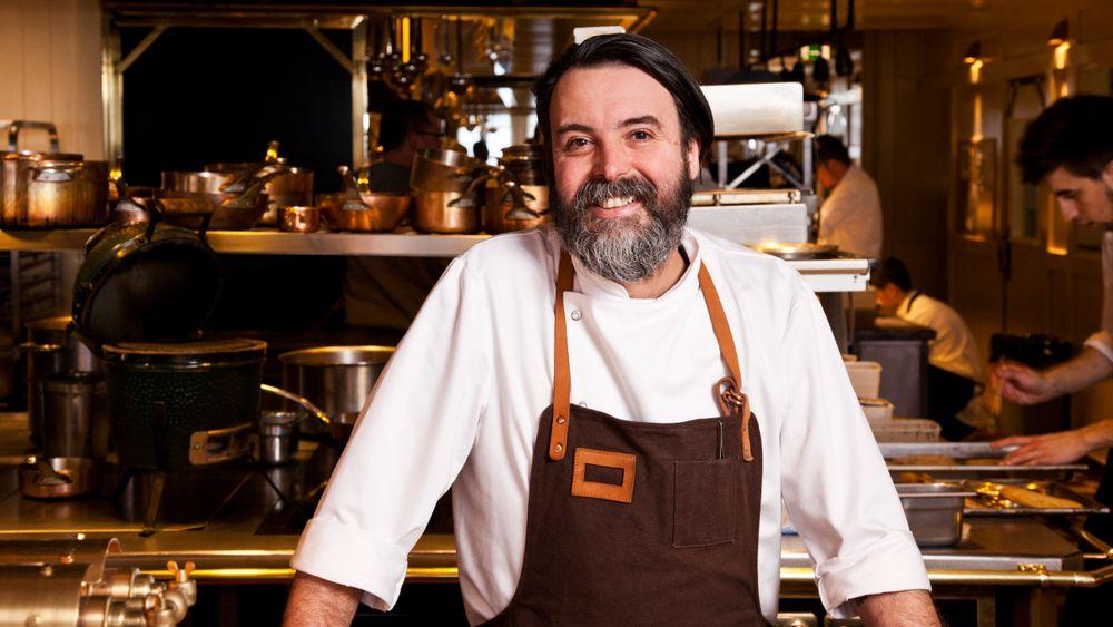 Han har laget en av de hotteste restaurantopplevelsene i London