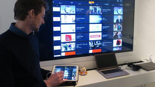 Den nye dekoderen er bedre egnet til bruk mot nettbrett og mobiler.
