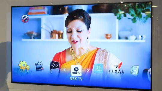 NRK-appen blir å finne på dekoderen innen kort tid.