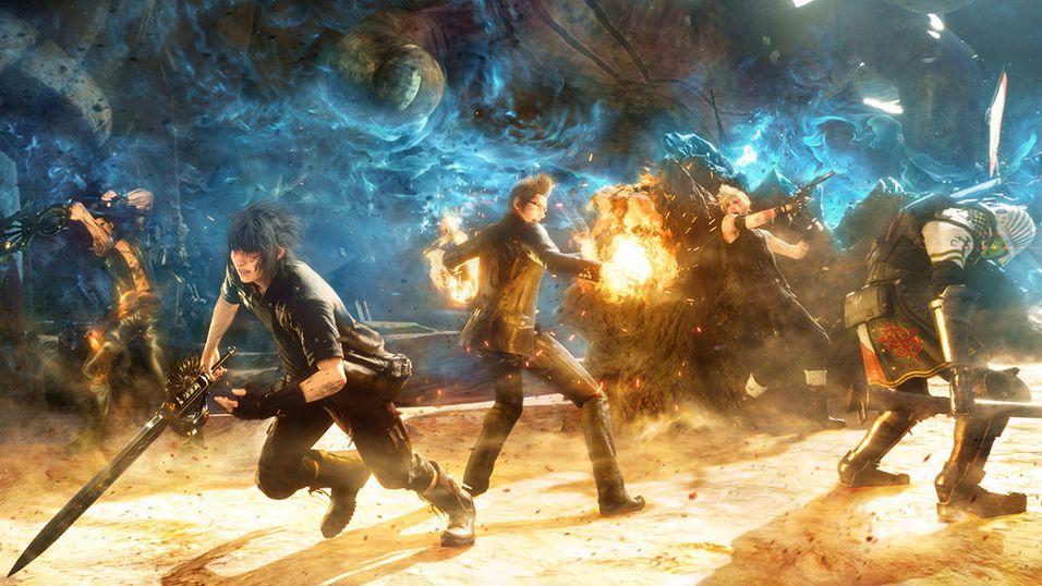 Vi forventet en Final Fantasy XV-slippdato i natt, men vi regnet ikke med å få alt  dette  samtidig