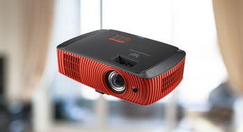 Dette er en projektor for gamere