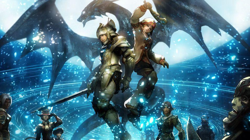 En æra er over for Final Fantasy XI