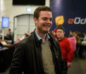 Laglederen til GamersLeague, Martin «Barney» Evensen Bøhn.