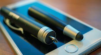 Denne pennen har en svært nyttig hemmelighet