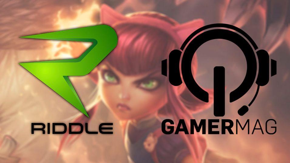 E-SPORT: Gamermag stiller med tre innbyttere i helgens ligakamp mot Riddle