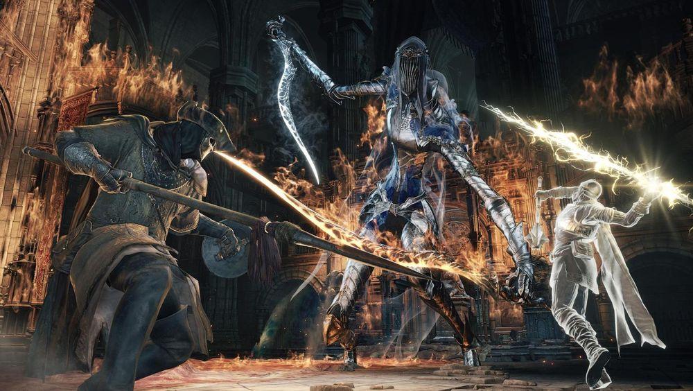 ANMELDELSE: Dark Souls III
