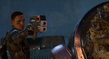 Er denne gamle Mass Effect: Andromeda-videoen representativ for spillet?