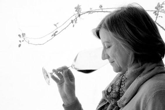 Nå er det Victoria Benavides som tar hånd om vinene bra bodegaen.