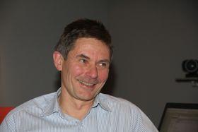 Direktør for dypvannsløsninger og arktiske installasjoner, Henrik Hannus, Aker Solutions.