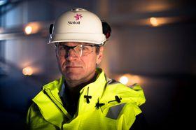 - Et vesentlig skritt for Statoil som operatør av havvindparker, sier prosjektleder Olav Bernt Haga.