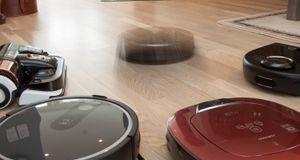 Test: Samletest av robotstøvsugere