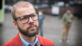 Vil ha større fart: Både Høyre i Oslo og Heikki Holmås fra SV på Stortinget vil ha større fart i satsingen på batteribusser.