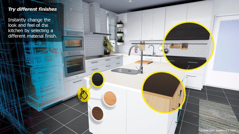 IKEAs VR-opplevelse er en drøm for interiørnerdene