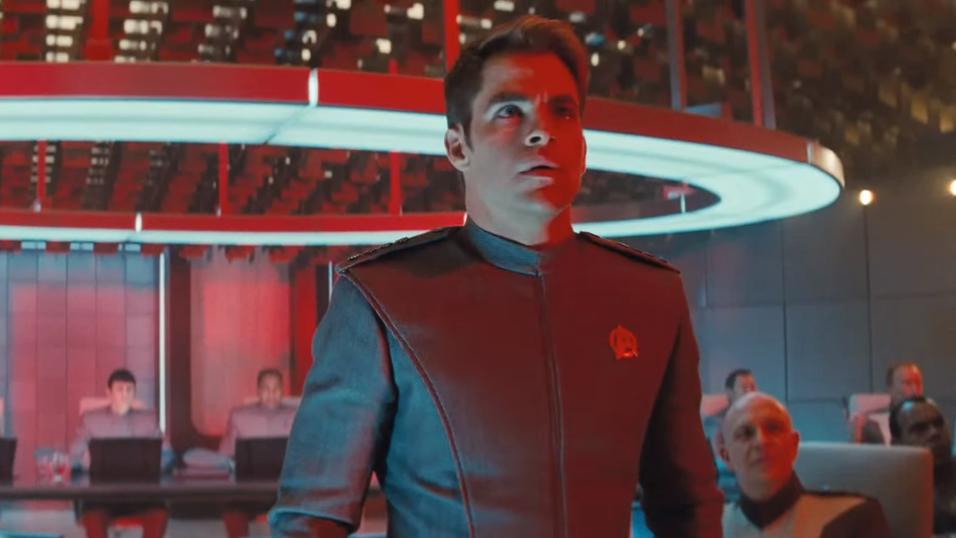 «Star Trek Into Darkness» er en av de nye 4K-Blu-ray-filmene.