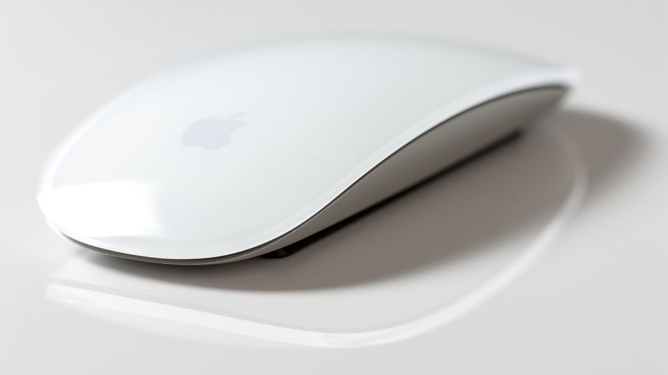 Magic Mouse kan snart bli trykksensitiv.