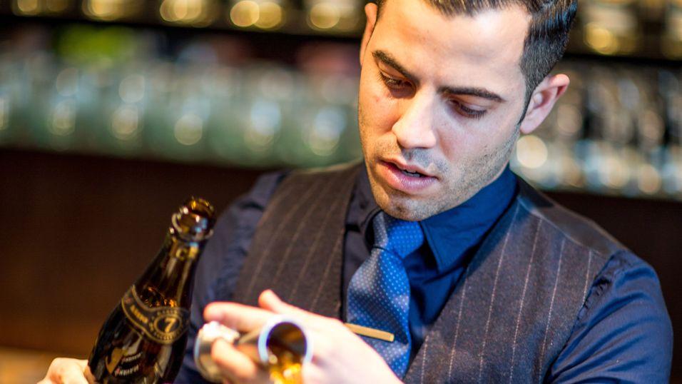 BRANSJE: Cubansk bartender skal representere Norge i Havana og i World Class
