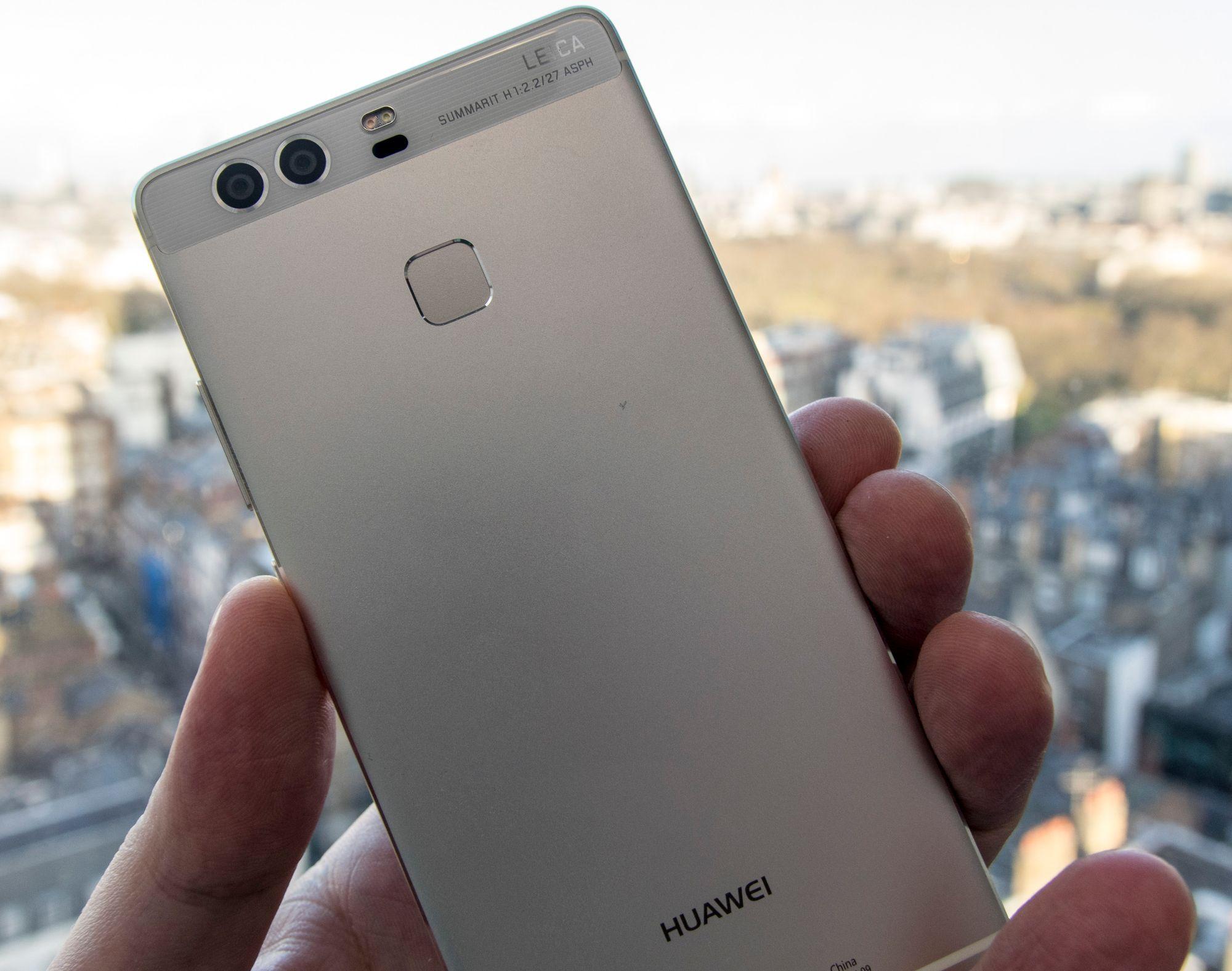 ... : Huawei P9 Ny kamerateknologi og flere smarte l?sninger - Tek.no
