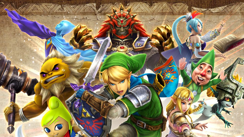 ANMELDELSE: Hyrules Warriors Legends