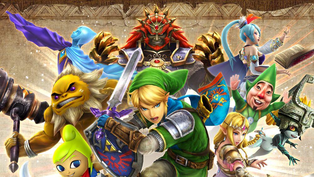 ANMELDELSE: Hyrules Warriors Legends