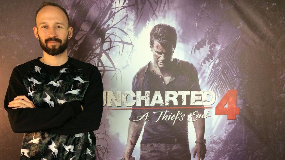 INTERVJU: I hvert fjerde Naughty Dog-spill kan du kjøre bil – det gjelder også Uncharted 4