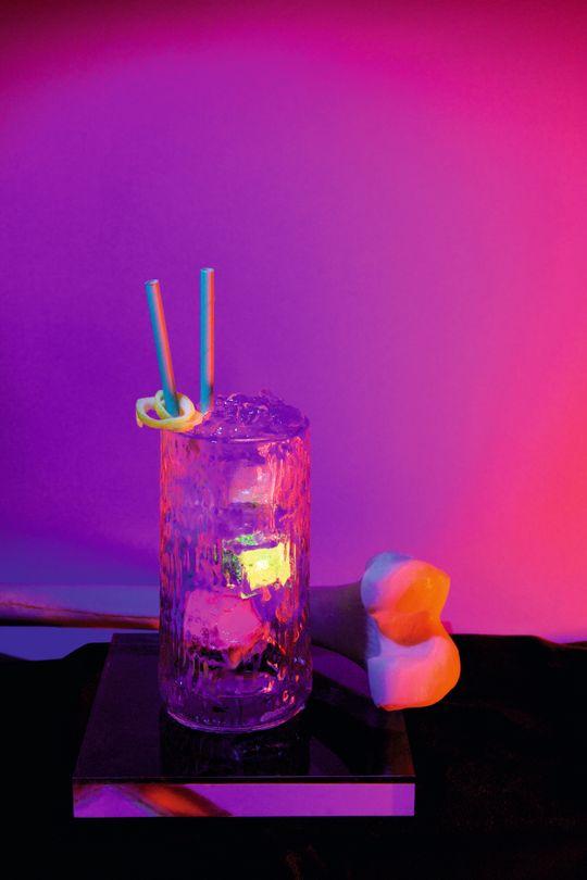 Mystery Mead heter denne drinken og den skal ikke inhaleres Foto: Ann Charlott Ommedal.