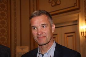 Håkon Raabe i Sintef Raufoss Manufacturing.