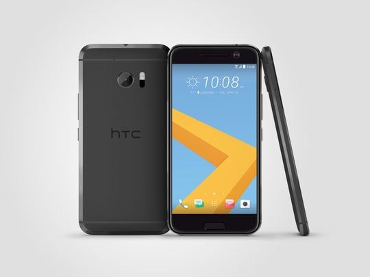 Slik presenterer HTC selv den nye telefonen.