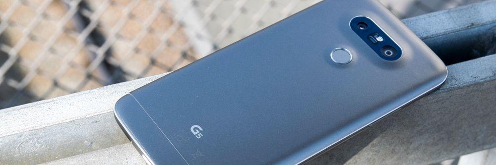 For å bruke LG 360 VR må du ha produsentens toppmobil ved siden av; LG G5.