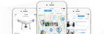 Les DJI lanserer «Facebook» for dronebrukere