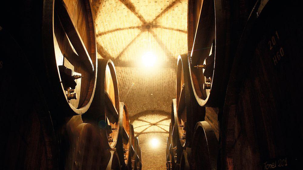 Vinene til denne produsenten må tåle 15-20 år i fat