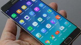 Galaxy Note 5 kom aldri til Norge.