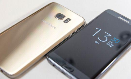 Galaxy S7 Edge er en lekker telefon, og designet skal visstnok videreføres til Note 6.