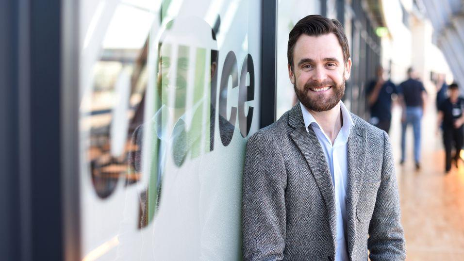Thomas Barre er ny sjef i Djuice.