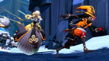Matchmaking mislyktes battleborn