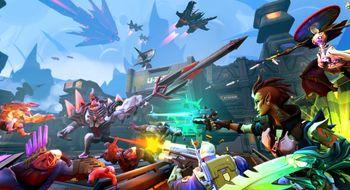 Gearbox stopper arbeidet med Battleborn
